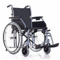Активная инвалидная коляска для ежедневного использования с удобной системой складывания спинки.