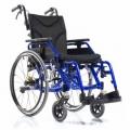 Инвалидное кресло-коляска представляет собой сочетание динамики, стиля и комфорта.