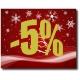 Скидка для постоянных клиентов по дисконтной карте 5%